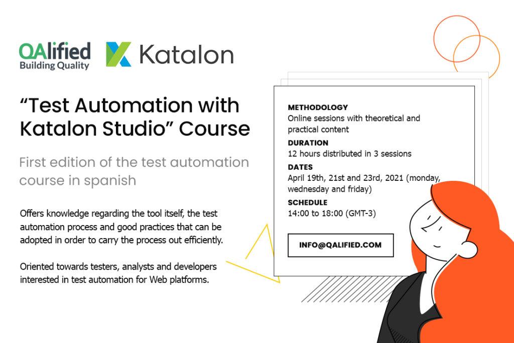 Information about Katalon Studio Course